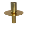 Flessenkandelaar goud
